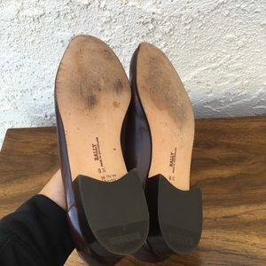 Bally Shoes - Vintage Bally of Switzerland Monti Loafers Slip On